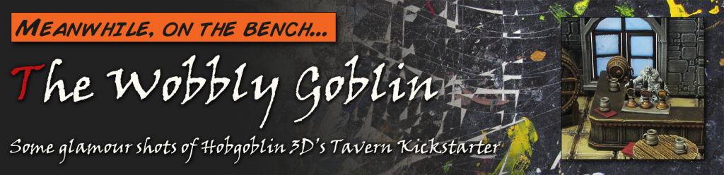 Meanwhile, on the Bench: The Wobbly Goblin Tavern
