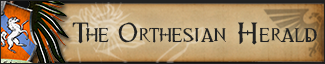 Orthesian Herald sidebar button
