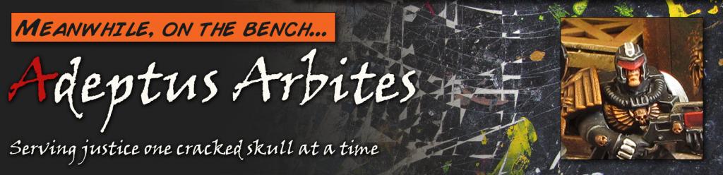 MOTB: Adeptus Arbites