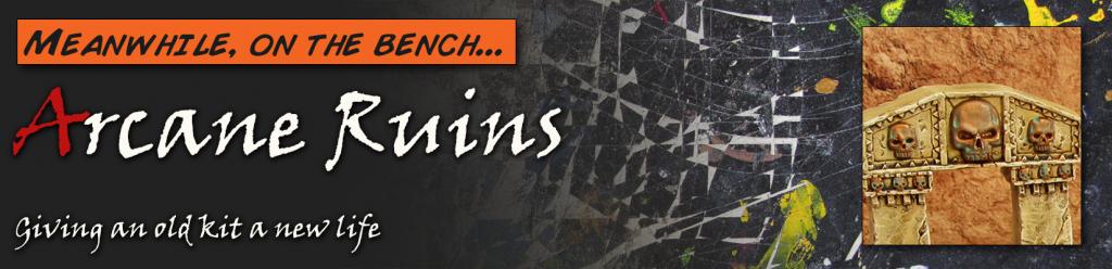 MOTB: Arcane ruins