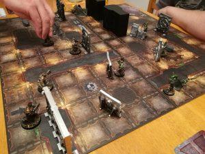 necromunda battle report example